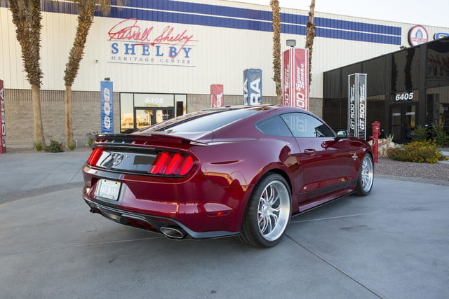 2015-shelby-super-snake rear angle