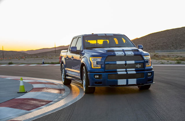 shelby f 150 super snake 2017 track turn