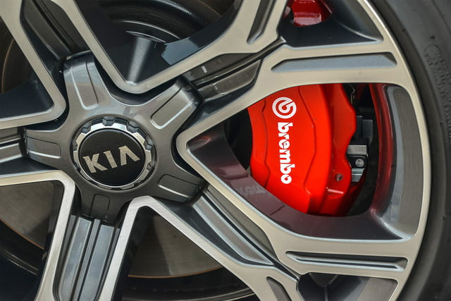 kia orth hedrick interview 2018 stinger wheel