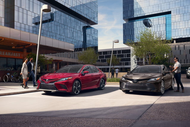 2018 Toyota Camry Model Lineup Specs Release Date And