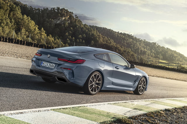 2019 bmw 8 series pictures specs  2