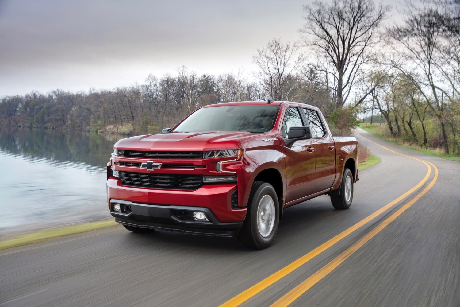 2019 Chevrolet Silverado Gets 2 7-Liter Turbo Four-Cylinder