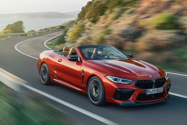 2020 BMW M8 Revealed With Over 600 Horsepower | Digital Trends
