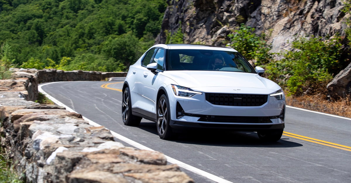 2021 Polestar 2 first drive review: More than a Swedish Tesla