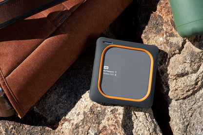 Western Digital Launches Wireless SSD, 256GB Flash Drive at