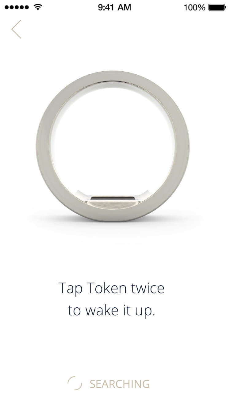 Token's Smart Ring Can Make Contactless Payments, Store