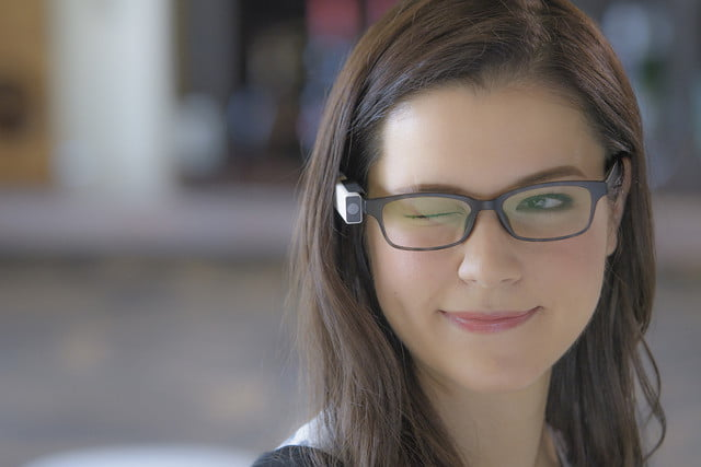 that google glass blink to shoot feature its headed any pair of glasses with blincam dsc3396