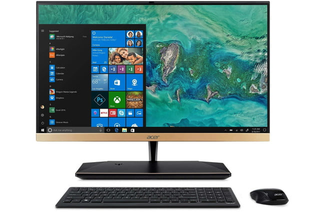 amazon slashes prices on acer laptops desktops monitors and gaming gear aspire s24 880 ur13 aio desktop