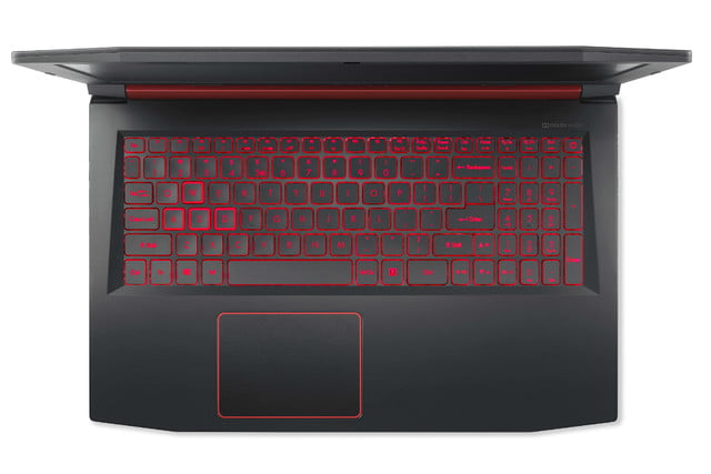 acer introduces nitro 5 gaming notebook gtx 1050 ti intel optane top keyboard backlit