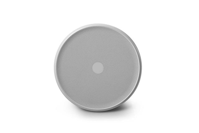 Aether smart speaker Cone white front