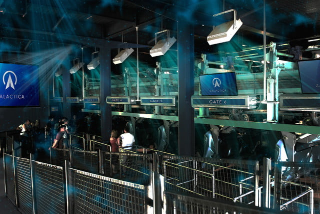 alton towers galactica vr roller coaster news launch