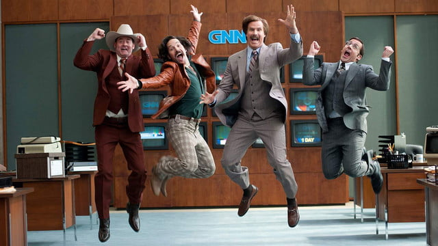 rotten tomatoes fresh overrated movies anchorman 2  the legend continues
