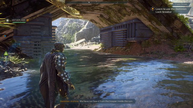 Anthem Hands-on Preview