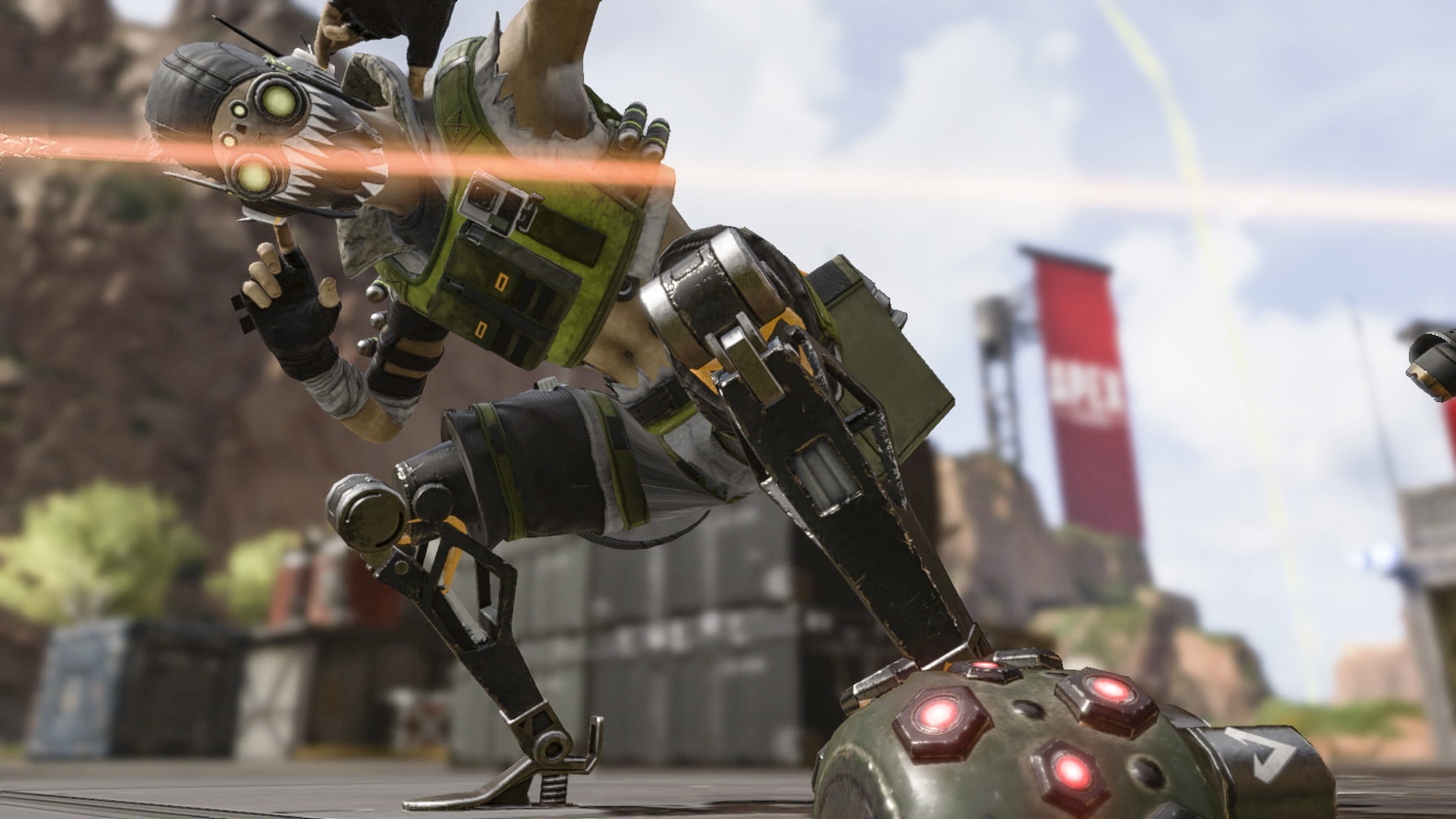 Apex Legends Octane Guide How To Play Abilities And Lore