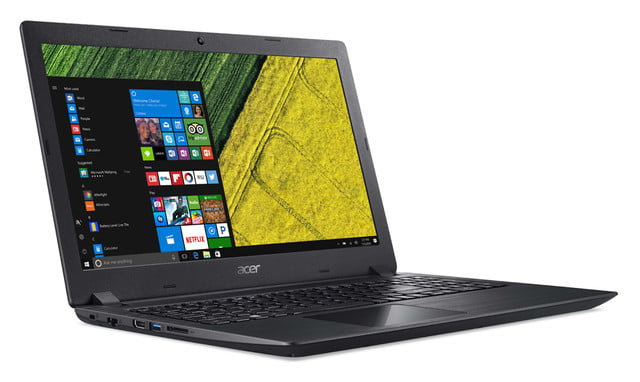 acer introduces new pcs at next event aspire 3 right facing