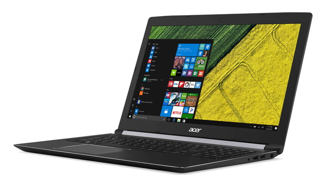 acer introduces new pcs at next event aspire 7 left facing