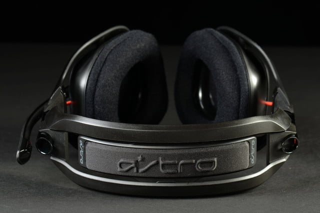 Astro A50 headset review side mic