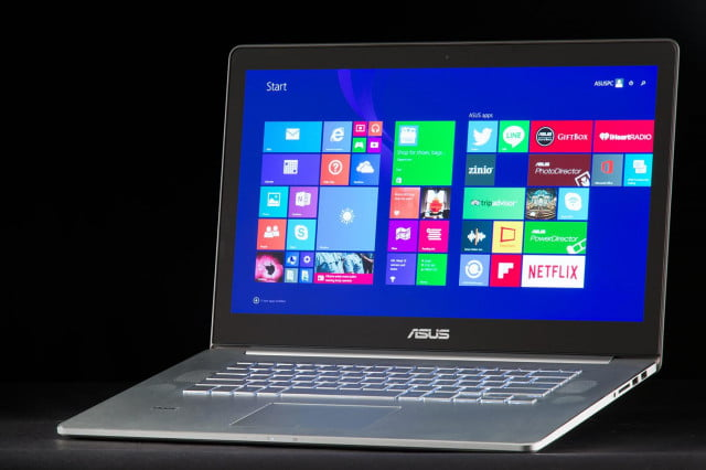 Asus Zenbook NX500 review | NX500JK-XH72T 15.6-inch Notebook ...