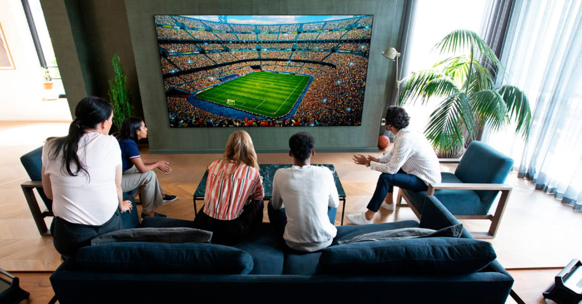 Bring the game home with these fantastic LG, Samsung, Sony 4K TV deals