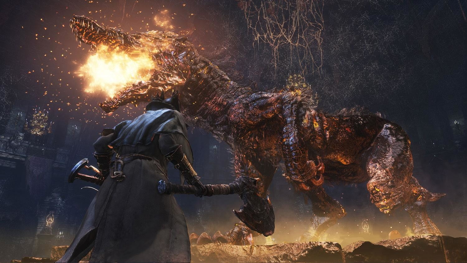 best ps4 games bloodborne