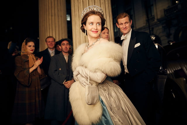 best tv shows 2016 of the crown
