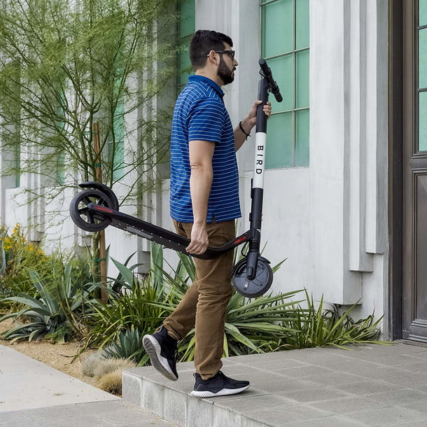 amazon slashes 250 off bird electric scooter arrives by christmas es1 300 2