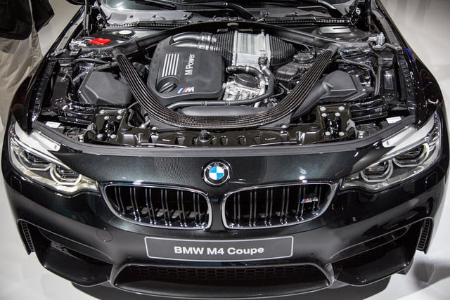 king back inline six bmw debuts new m3 m4 engine open