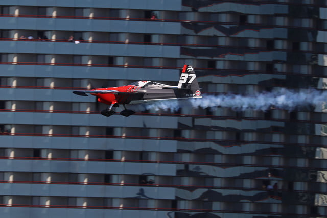 photographing red bull air race canon t7i san diego 5