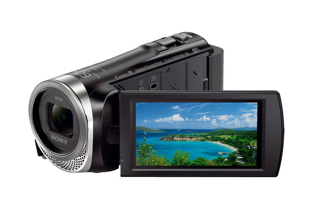 sony action cam and camcorders cx455 0002
