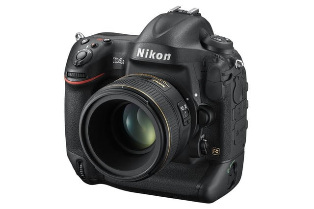small improvements help boost performance in nikons new d4s dslr 58 1 4 front34l
