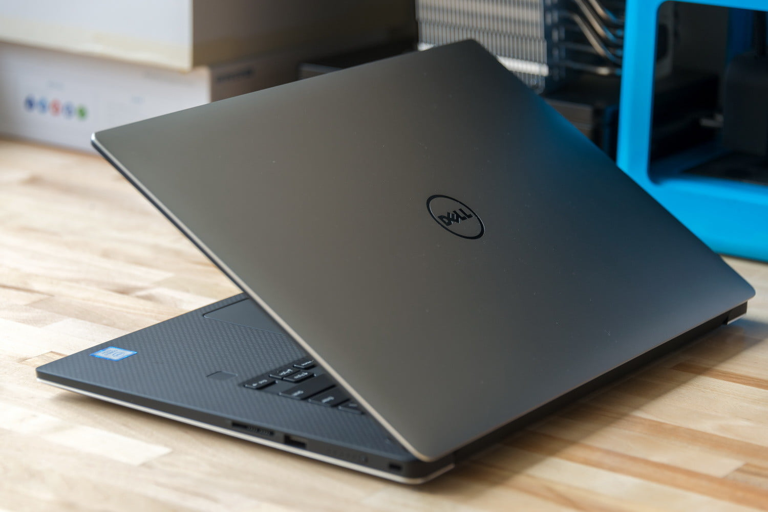 Dell XPS 15 9560 Review | Digital Trends