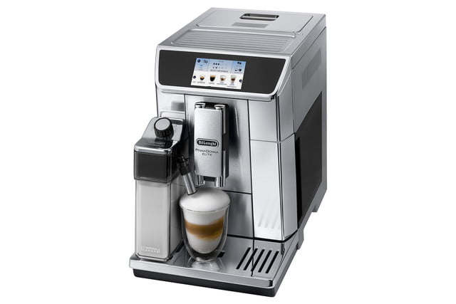 the delonghi primadonna elite is an app controlled coffee maker 004
