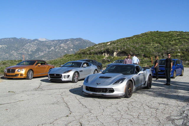 Digital Trends car of the year finalists awards candids 8