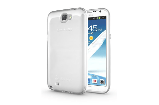 best galaxy note 2 cases diztronic high gloss clear tpu case