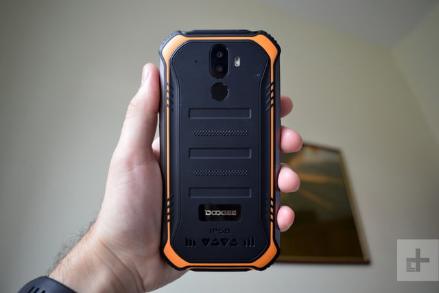 doogee s40 review back