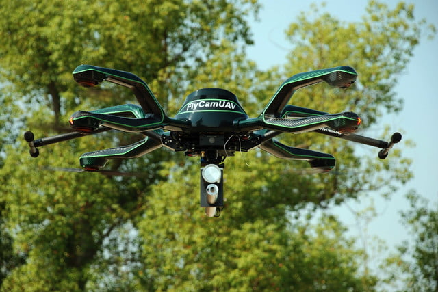 radiation and gas detecting drones drone3
