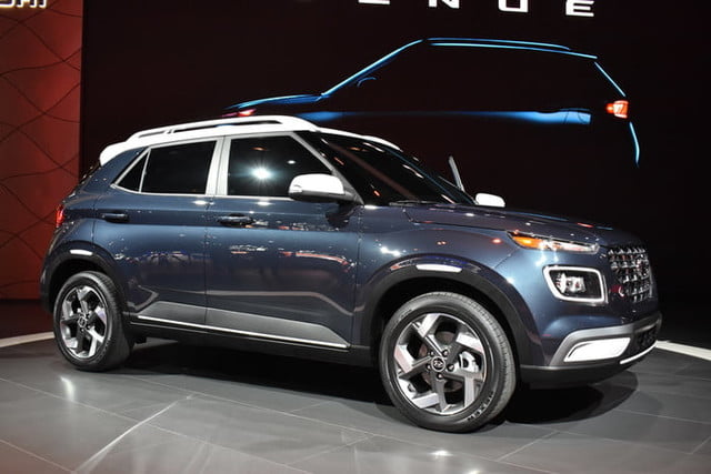 2020 Hyundai Venue Arrives As Small Value Packed Crossover