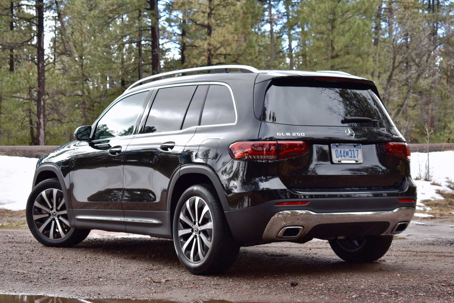 2020 Mercedes-Benz GLB First Drive Review: Giving You ...