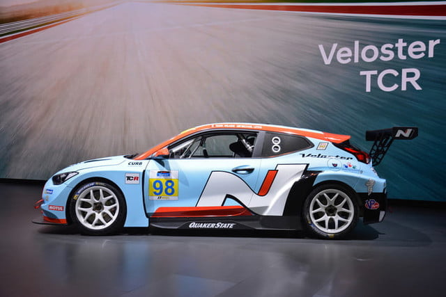 Hyundai Veloster N TCR concept
