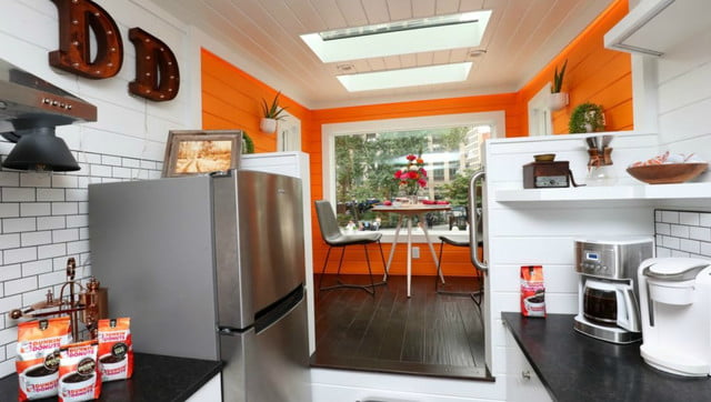 dunkin tiny home biofuel donuts home13 1018x576