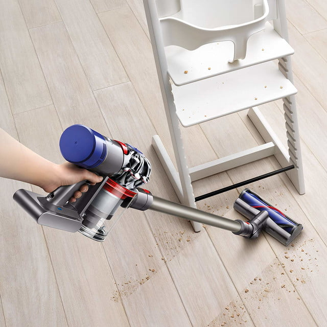 amazon dyson vacuum and air purifier easter week sales v8 animal cordless stick cleaner  iron4