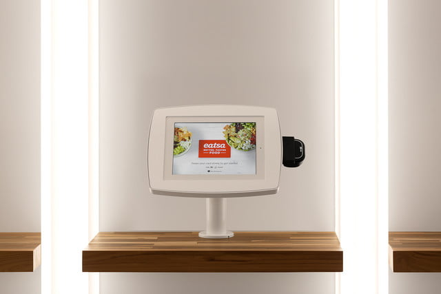 eatsa automated fast food kiosk single