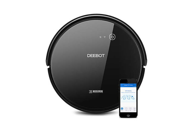 amazon cuts the price in half for ecovacs deebot 601 robotic vacuum one day 1