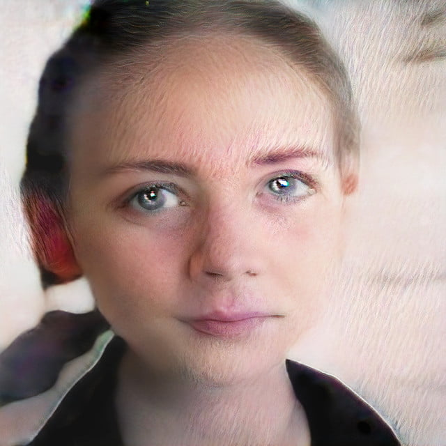 face generating artificial intelligence google