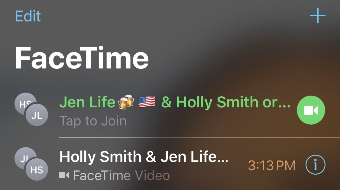 How to Make a Group FaceTime Call on Your iPhone or iPad
