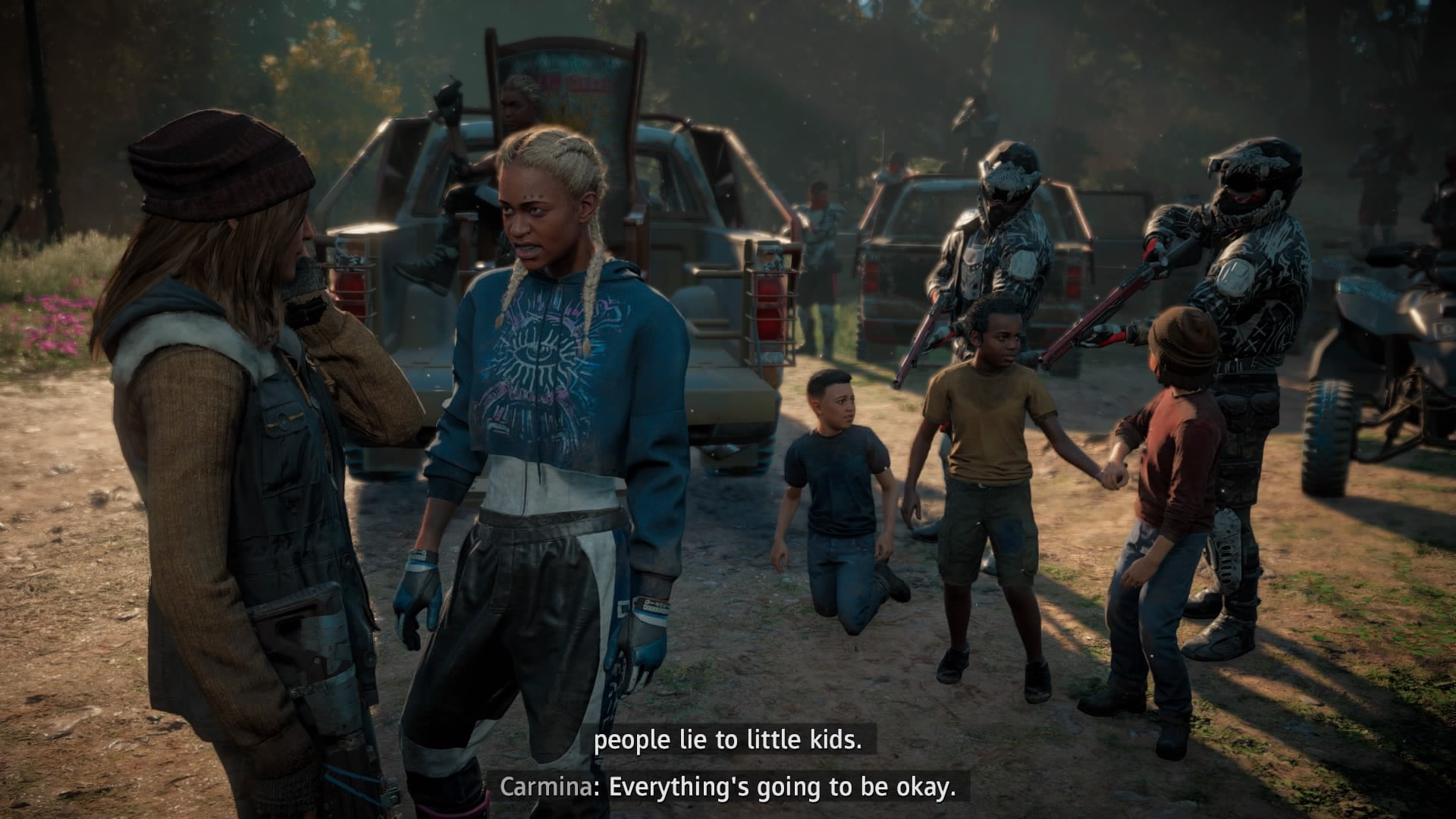 Far Cry New Dawn Review A Rewarding Wasteland You Ll Love To