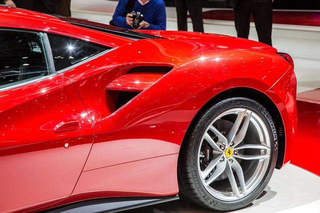 ferrari 488 gtb official pictures performance and specs