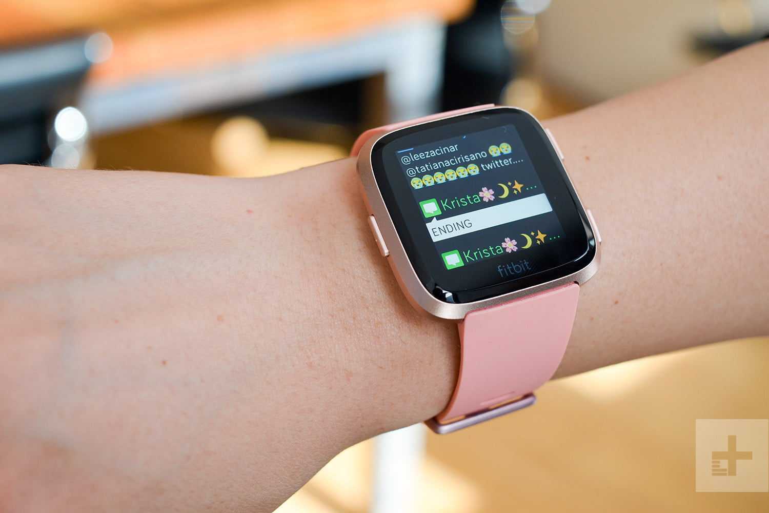 Fitbit Versa Review: Back on Top? | Digital Trends
