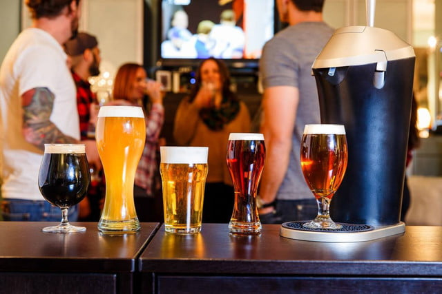 high tech valentines day gifts for the man in your life fizzics beer system
