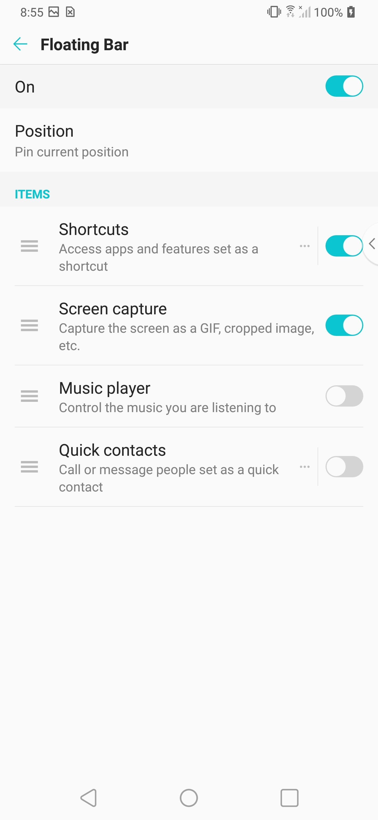 Key Settings You Need to Change on Your Brand-new LG V40